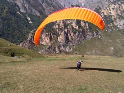 Прыжки с парашютом в Ессентуках