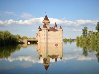 Красивейшая экскурсия в замок Шато Эркен