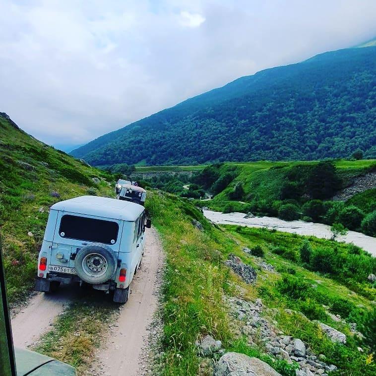 чегемское ущелье нарзанные источники экскурсии по кавказу