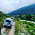 отдых экскурсия в чегемское ущелье джипинг